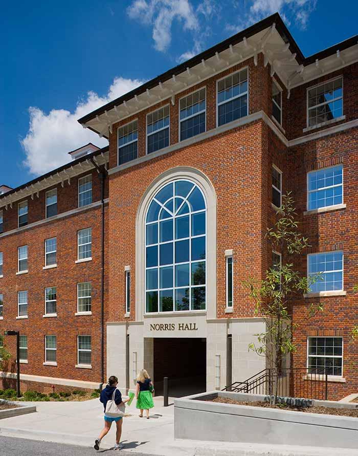 Clemson Norris hall